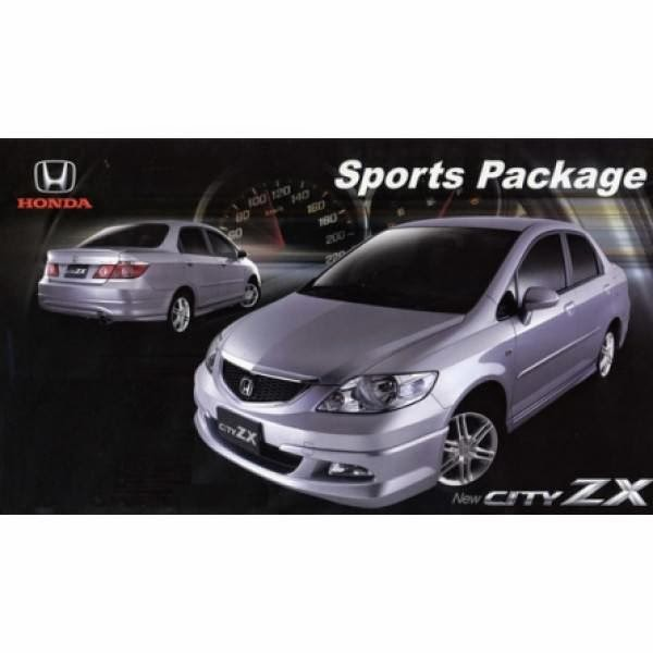 Body Kit Honda City Modulo 2006-2008