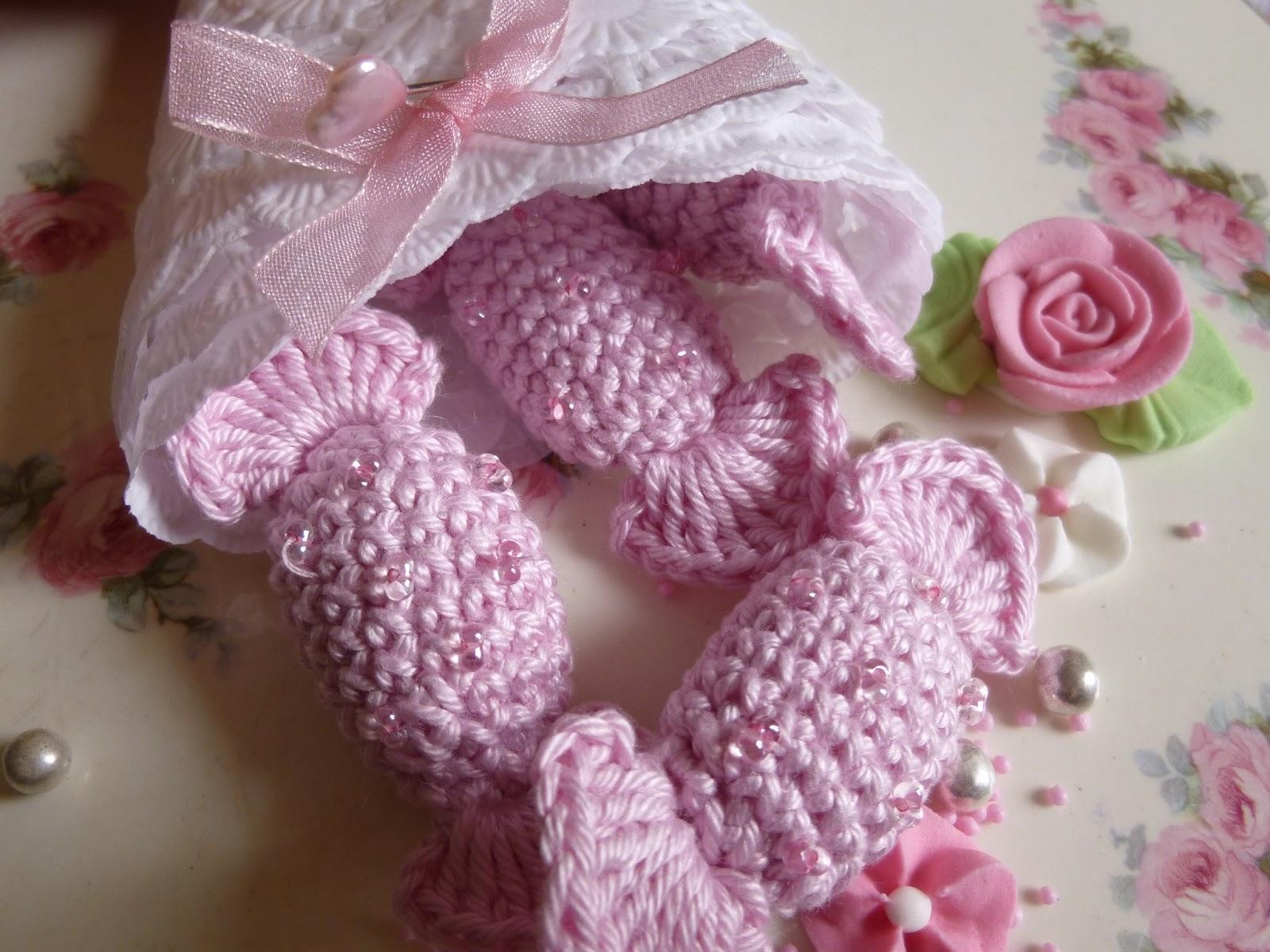 Häkeln im Quadrat: Crochet Candy
