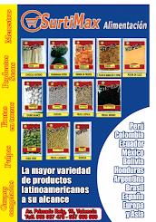 Surtimax - Productos Latinos
