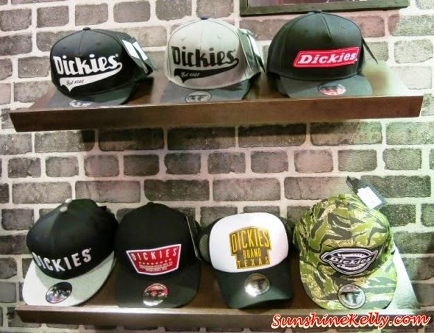 Dickies in Malaysia, Dickies Malaysia, Dickiea KLCC, american workwear, dickies, dickies caps