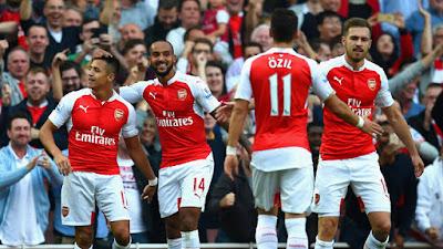Arsenal Dianggap Tidak Perlu Belanja Lagi