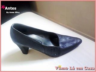 como reformar sapatos