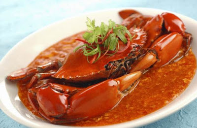 Resep membuat masakan kepiting saus tiram