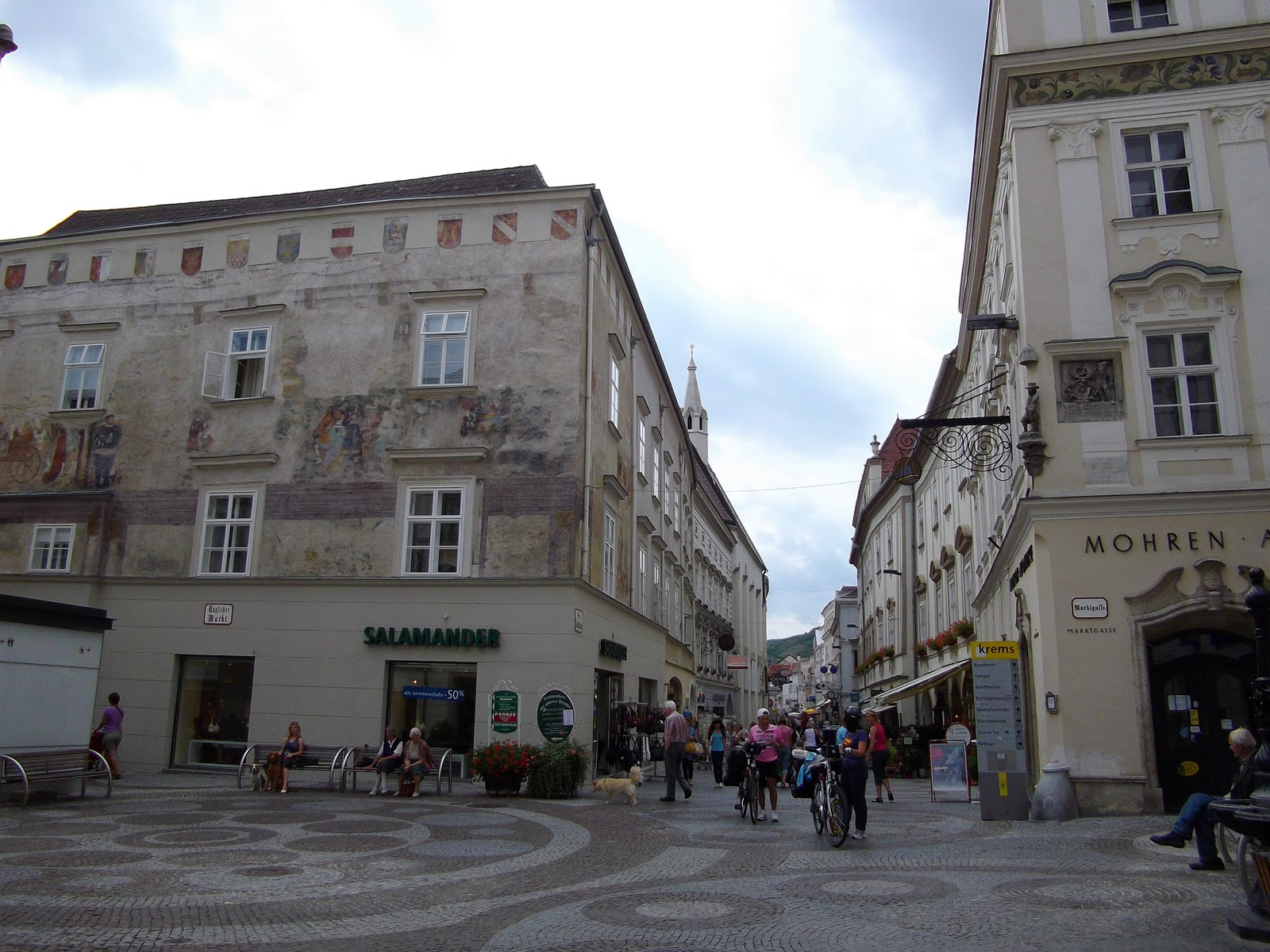 Trip To Krems Austria Life In Luxembourg