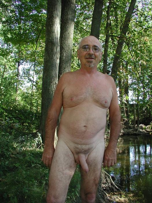 Mature Older Men Grandpa Naked