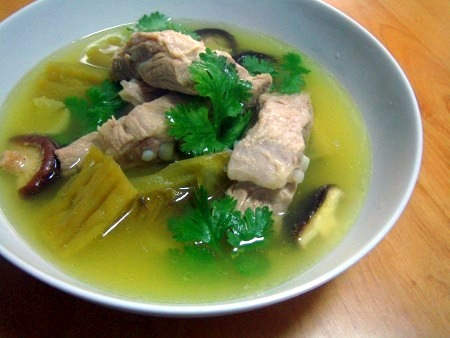chinese bitter melon soup - photo #11