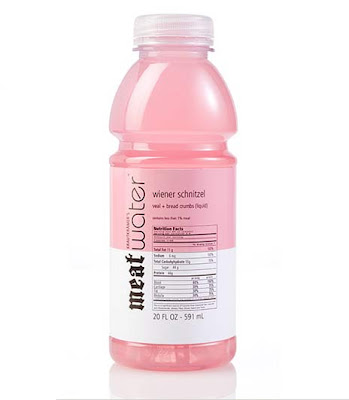 Meat water - Dinner in a bottle