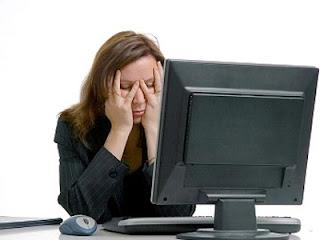 tips menjaga kesehatan untuk yang sering di depan komputer