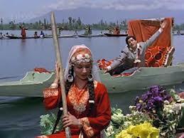 Bollywood filmes in Kashmir