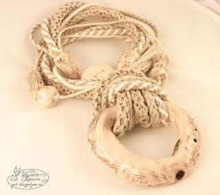 колье кость, имитация кости, бохо стиль, boho стиль, этностиль