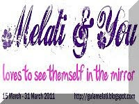 Melati Mirror Giveaway (Top 5 Winner)