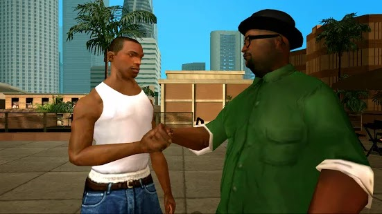 GTA San Andreas v1.05 Android Apk Data İndir