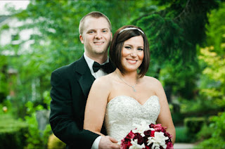 Sarah & Ryan at Rock Creek Gardens - Posted by Patricia Stimac, Seattle Wedding Officiant