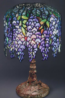 Art Glass Lamps Have Received A Lot Of Ire In The Past Few Decades, Due To  The Plethora Of Bad, Cheap Copies (remember The Lamps Wendys Had In Their  ...