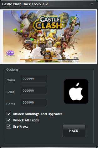 download castle clash hack no survey castle clash hack tools