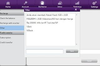 trik paket internet murah Telkomsel terbaru