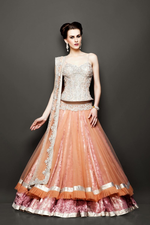 Elegant Indian Clothing & Wedding Outfits: July 2014