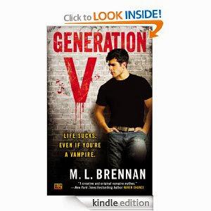 generation v brennan m l