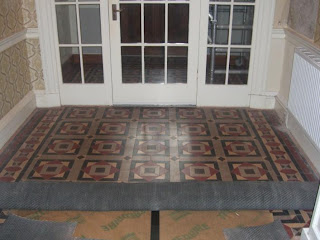 Tile Doctor Victorian Floor Restoration