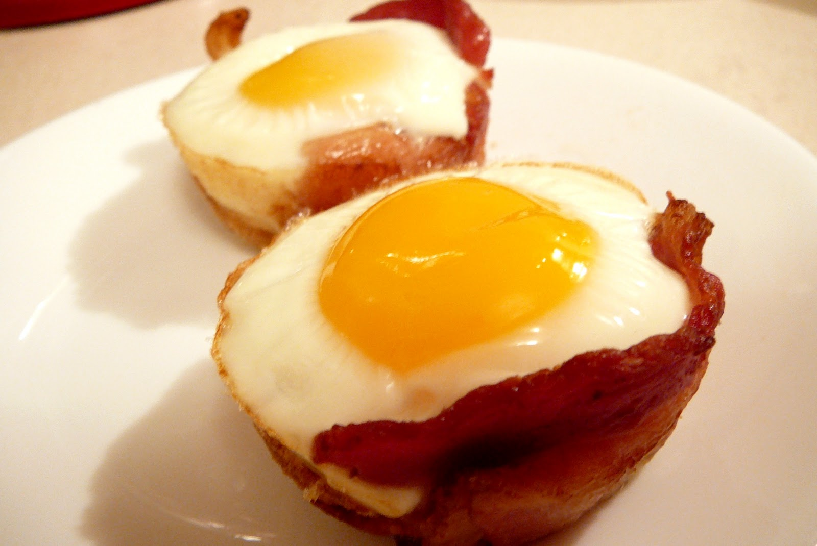 Egg And Bacon Muffin Cups Recipe — Dishmaps
