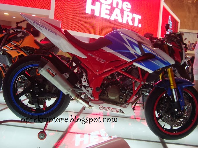 Honda CB150R Raih 16 HP on Dynamometer