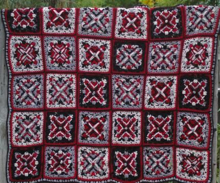 Joyous Squares - Free Pattern