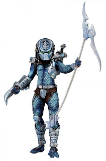 NECA Predator Series 10 Hive Wars Warrior Predator Figure