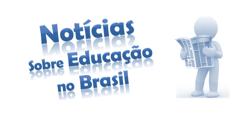 Notícias sobre Educação no Brasil