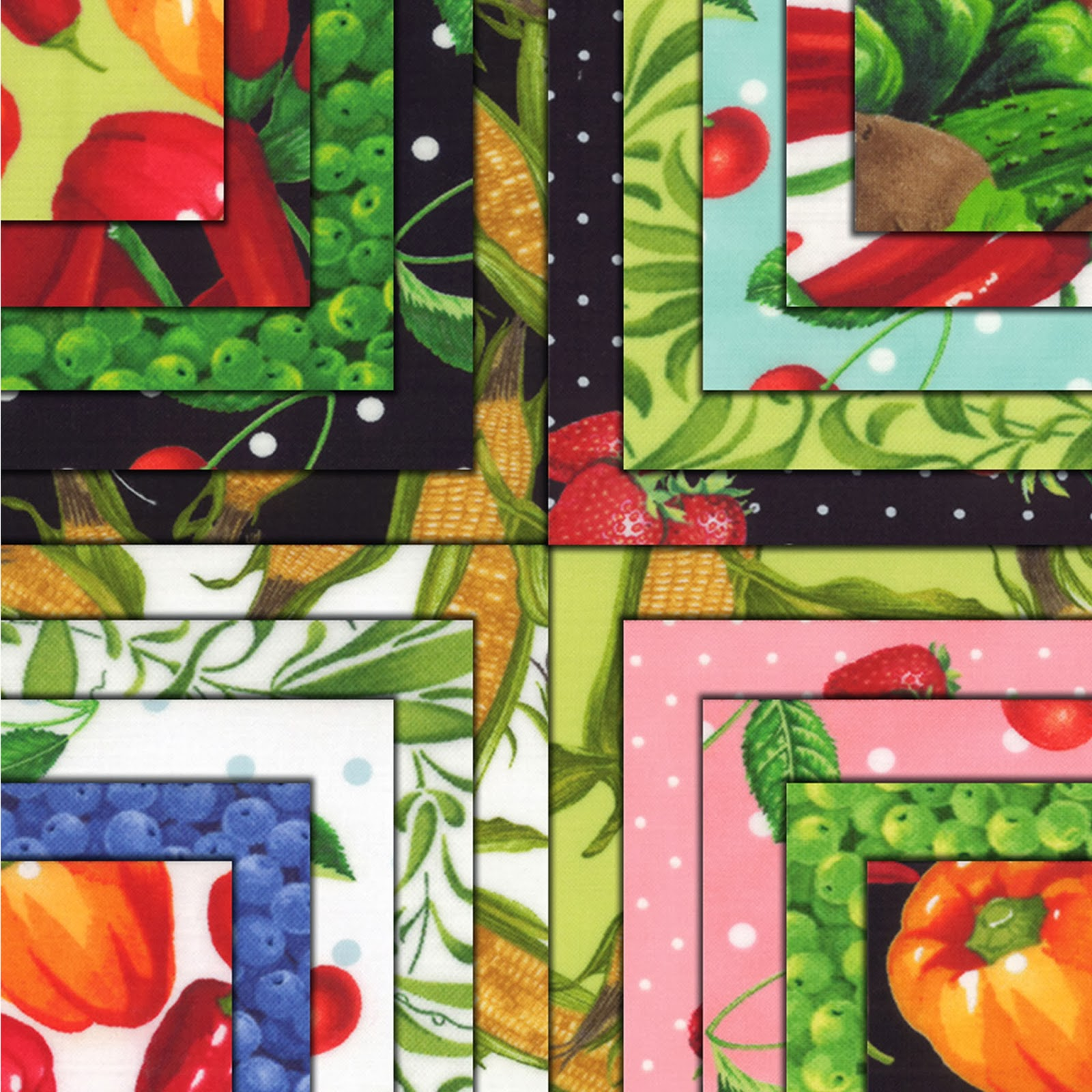 Moda FRESH PICKED Quilt Fabric by Sentimental Studios for Moda Fabrics