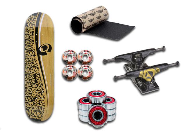 Primeiro temos que saber todas as peças que temos num skate a43c096b93b