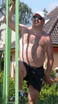 hairy nude
