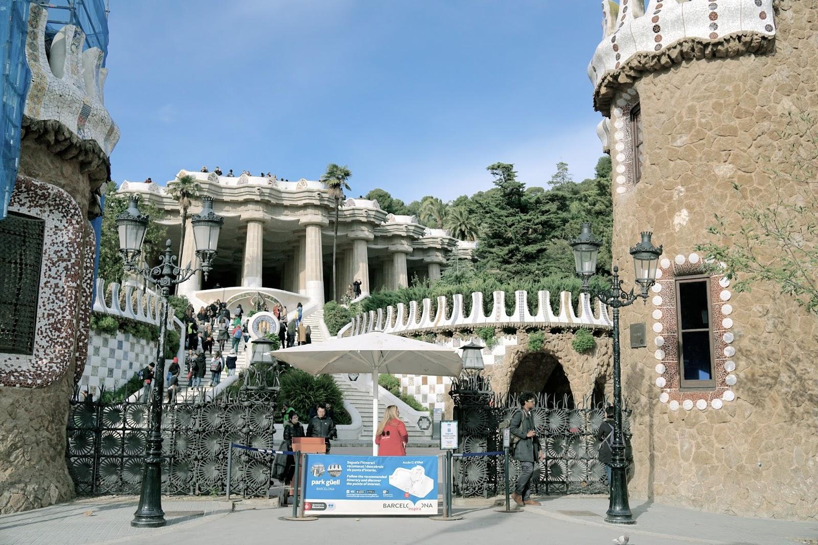 グエル公園の画像 p1_16