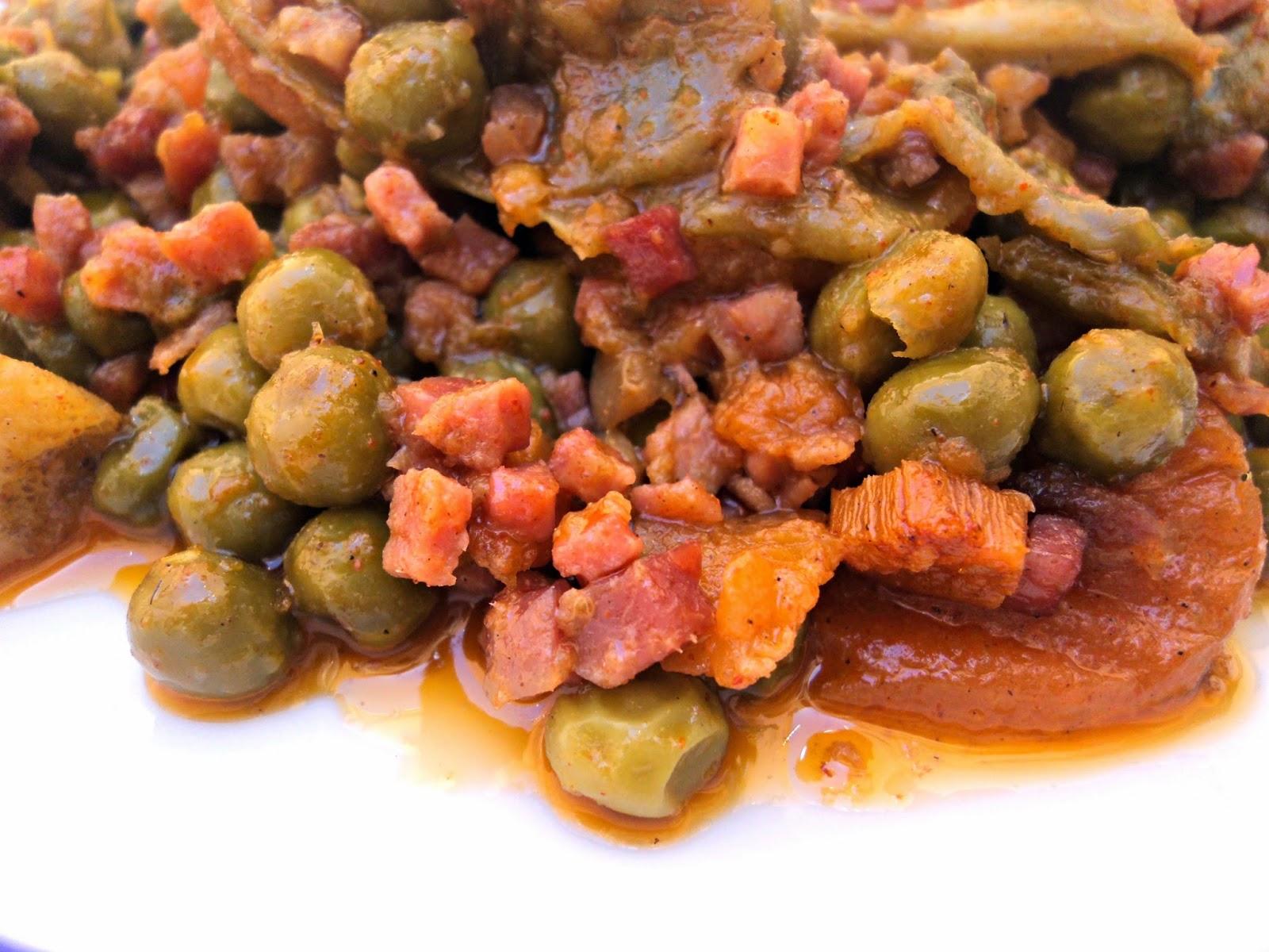 Menestra de verduras al piment n tu men ideal olor a - Como preparar menestra de verduras ...