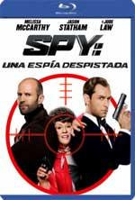 Spy: Una Espía Despistada (2015) DVDRip Latino