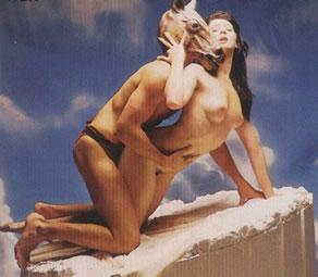 Fotos De Claudia Raia Nua Pelada Na Revista Playboy Livia Salve