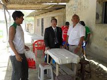 Trabajando Pacificamente por los Derechos Humanos en Piura - Perú - año 2011