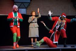 Festa de Natal da Fundação LIGA - 2009