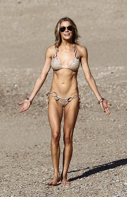 Leann Rimes In Beach Bunny Bikini!!!