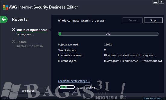 AVG Internet Security 2013 Business Edition Full Serial 3