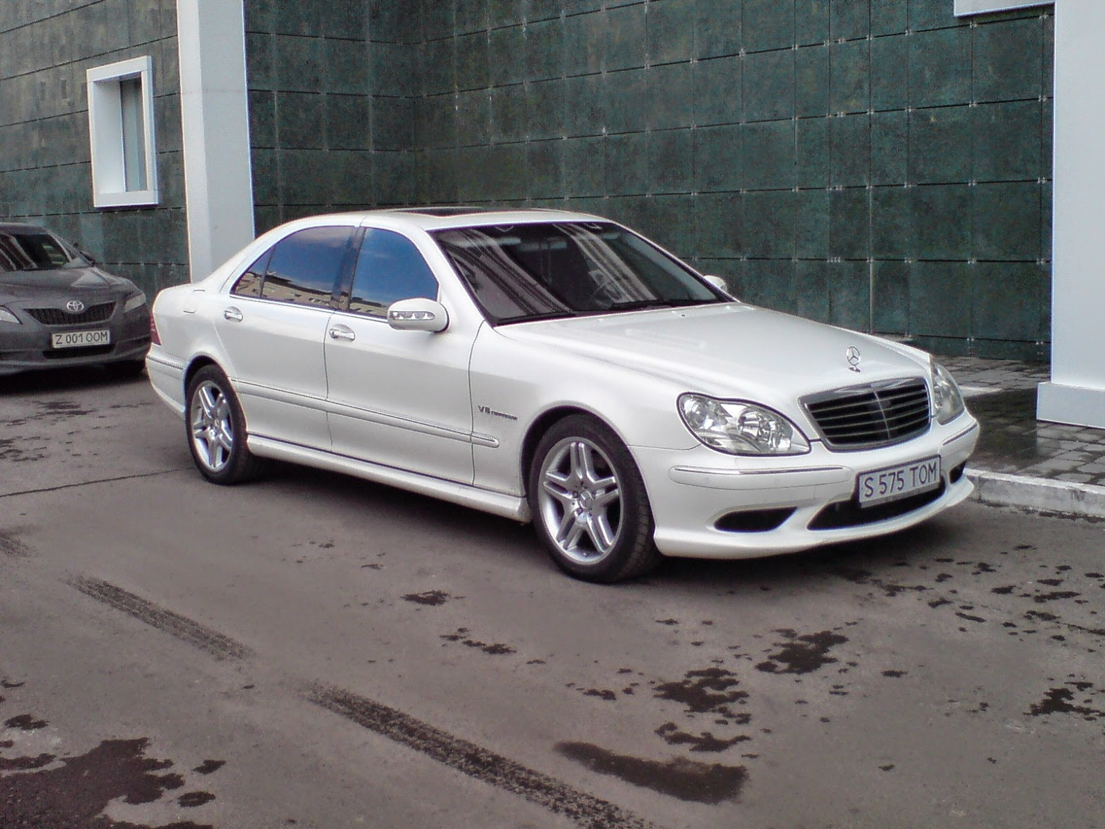 Mercedes benz s55 amg w220 benztuning for 2003 mercedes benz s55 amg
