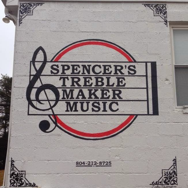 Spencer's Treble Maker Music is a proud sponsor of RVAg's Manakin Market and Goochland Fairground Farmers Market