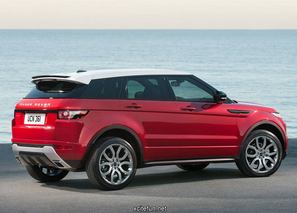 Land Rover Range Rover Evoque Jumbo Car Wallpapers