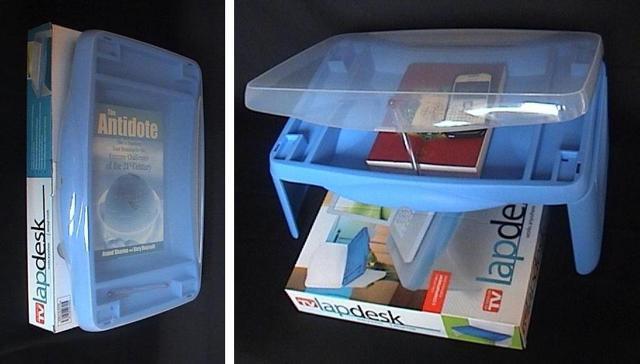 meja belajar portable