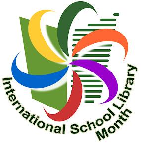 Outubro é o Mês Internacional da Biblioteca Escolar.