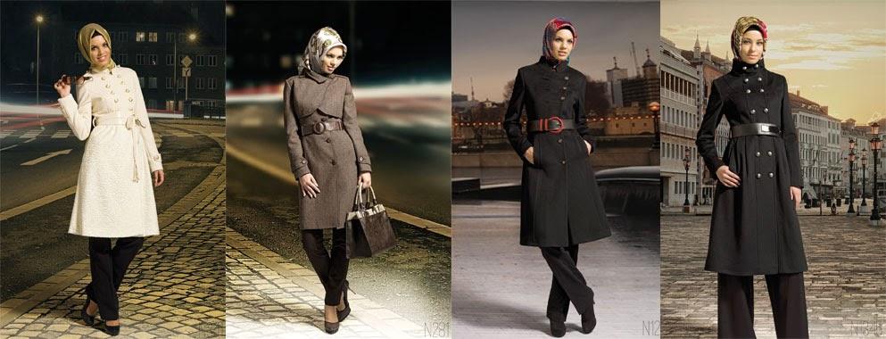 iModel Pakaian Kerja Wanitai Muslim