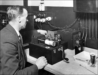 ilk radyo yayını