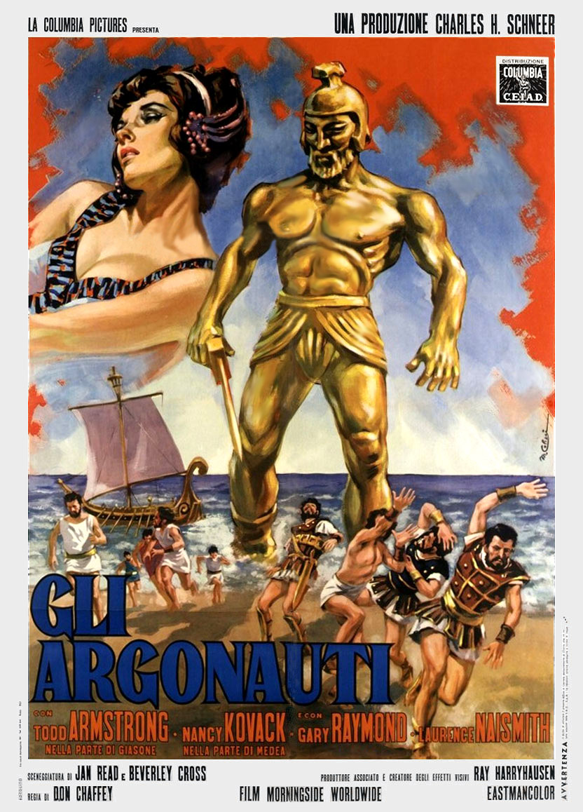 jason and the argonauts-poster-ray-harryhausen jpgJason And The Argonauts