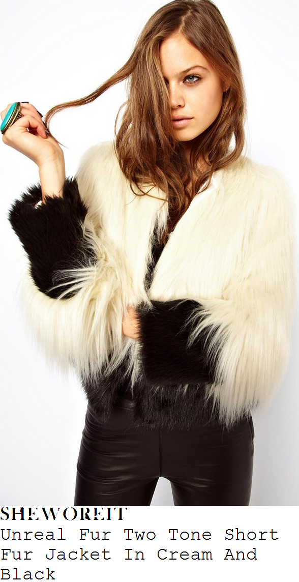 fearne-cotton-cream-and-black-faux-fur-jacket