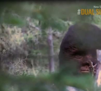 Survivorman Bigfoot Episode 2
