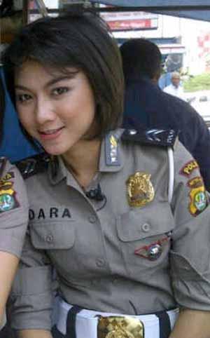 Most Beautiful Police Women